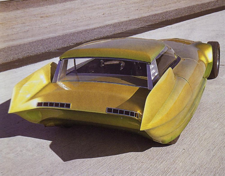 The Most Famous Corvair Powered Car In The World