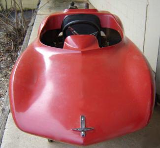 Monza SS Go Kart