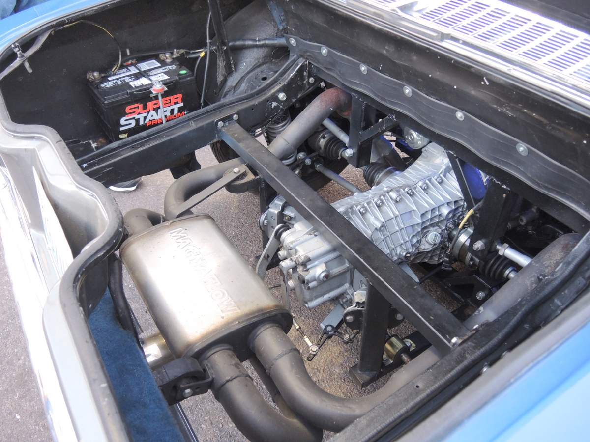 What is Subaru swap?