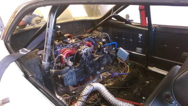 Mid-engine Subaru drivetrain f/s on Denver Craigslist