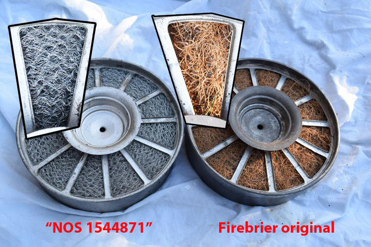 Oil Filter Comparison >> Seeking help from oil bath pre- air cleaner experts