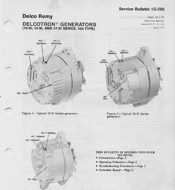 Alternator question - somewhat Corvair related