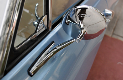 1967 Monza Camaro Outside Mirrors