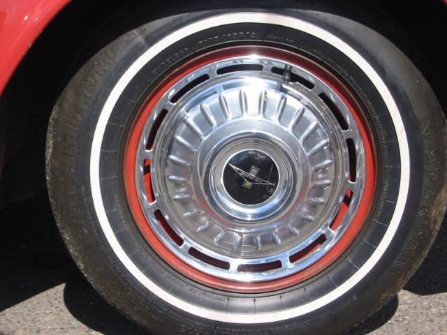 Options wheel trade
