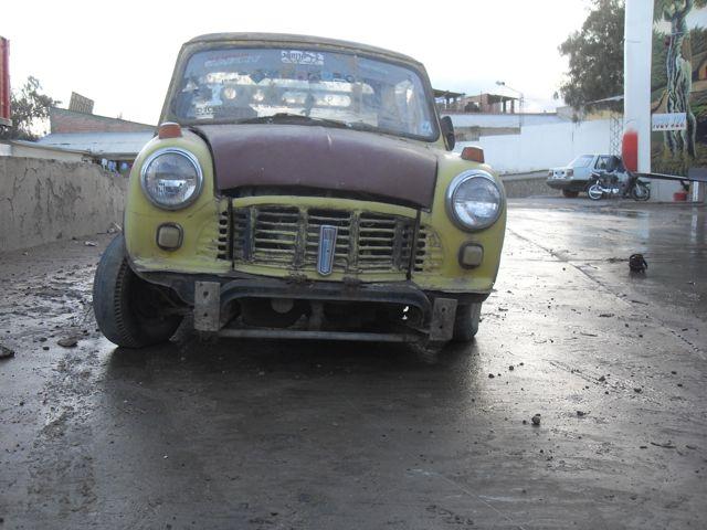 Ot mini pickup project update for European motors west hartford ct