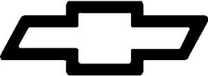 Chevy Bowtie Emblem Stencil Chevy Bowtie Stencils ...