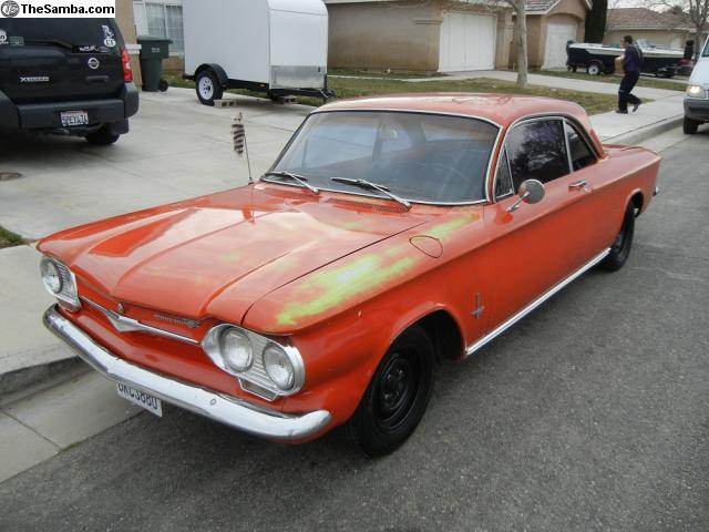 1963 Corvair Monza 900 TRADE or 4 Sale