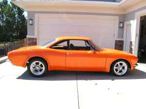 Sweet looking '66 mid-engine for sale on Denver Craigslist