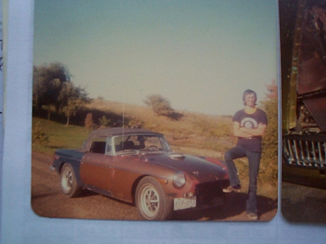 Craigslist: Corvair/Crown conversion/MGB all in one package