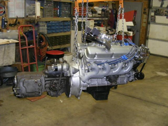 Quot Jim S Quot Aluminum 215 V8 In The All Black Corsa