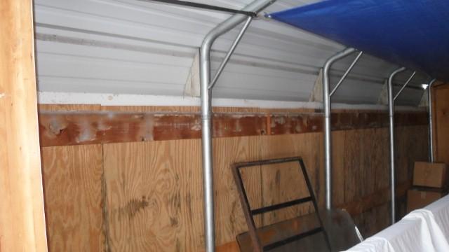 OT: best/worst instant portable garage shelters