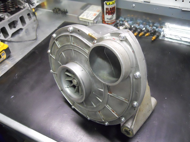 Corvair Paxton SN 60 Supercharger help??