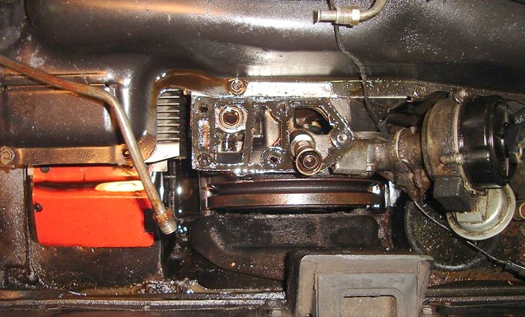 how to clean my car engine compartment