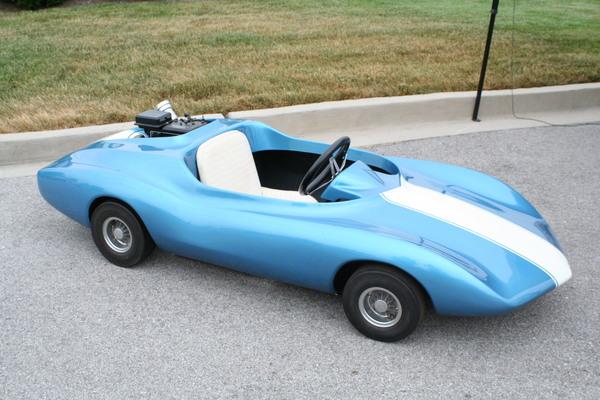 Monza GT Go-Kart