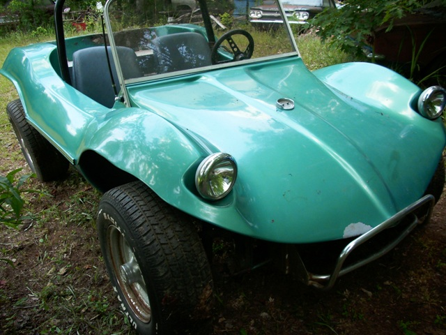 Dune Buggy for Father\'s Day, Opinions on Corvair Power.
