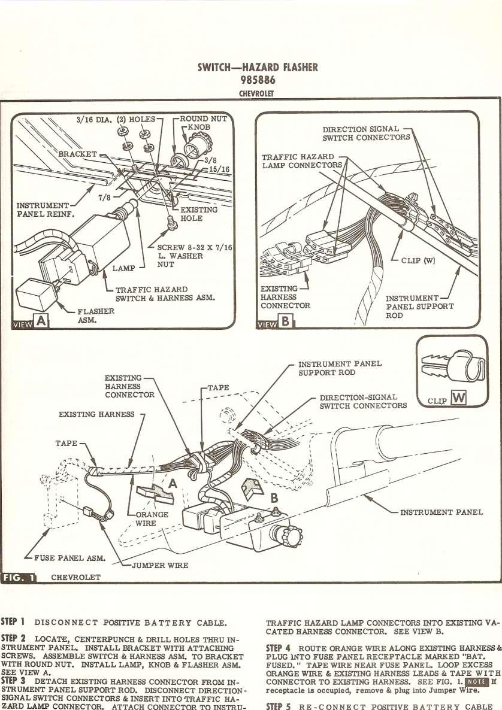 EM 4-way flashers