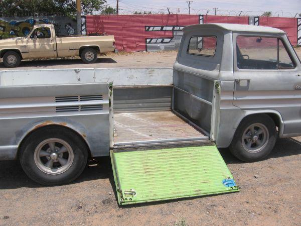 1961 corvair rampside pickup v 8 5500 el paso craigslist. Black Bedroom Furniture Sets. Home Design Ideas