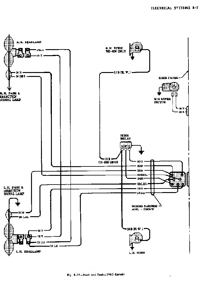 1963 corvair wiring diagram 63 spyder engine wiring 1965 corvair wiring diagram #13