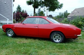 1968 Corvair 500 coupe