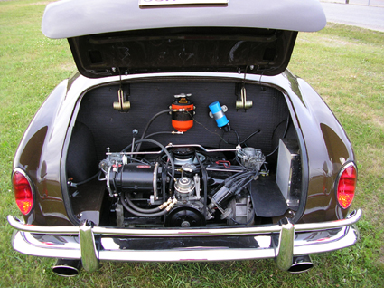 Corsa C Swap >> Corvair powered VW's - Any Pictures