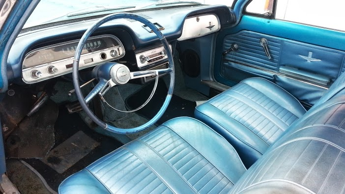 File Php File Filename Corvair Interior on Black 1964 Chevrolet Corvair