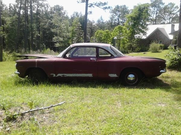 Craigslist N Ms >> 60 Corvair 500 for sale near Camp Shelby, MS