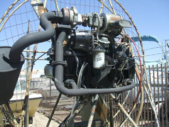 Corvair Powered Airboat For Sale in PA
