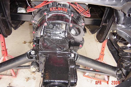 Kelmark V8 Engine Build Questions