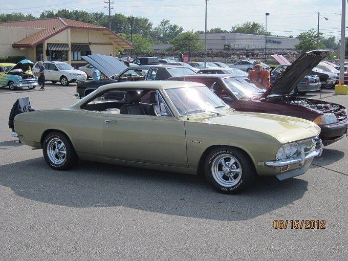 1968 Corvair 500 For Sale