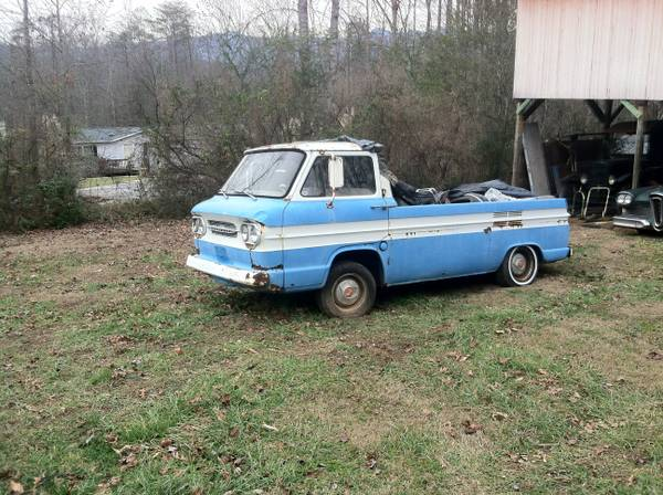 V8 Corvair Craigslist | Autos Post